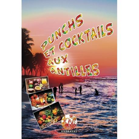 Ponchs et Cocktails aux Antilles