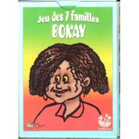 Jeux de cartes des 7 familles - Caricatures