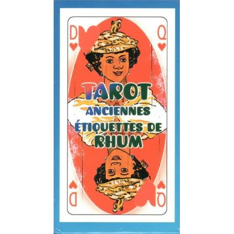 Jeux de tarot Anciennes Etiquettes de Rhum