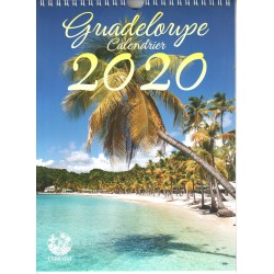 Calendrier spirale Guadeloupe 2019