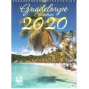 Calendrier spirale Guadeloupe 2020
