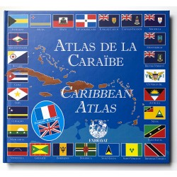 ATLAS DE LA CARAIBE 2ème ED