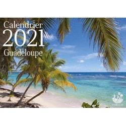 Calendrier Guadeloupe 2021