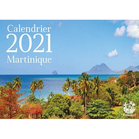 Calendrier Martinique 2021